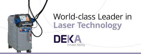 deka epilare laser - alexandrite
